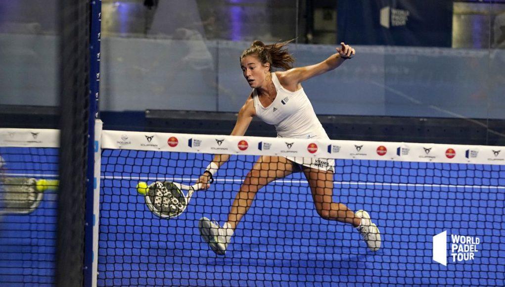 Marta Ortega protagoniza el mejor golpe del Vuelve A Madrid Open