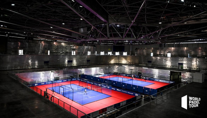 El Madrid Arena acogerá el Adeslas Open