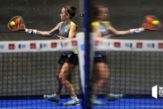 Los tres mejores puntos femeninos del Estrella Damm Open 2020