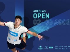 El Adeslas Open se suma al calendario del circuito World Padel Tour 2020