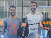 Álvaro Cepero y Pincho Fernández nueva pareja para el resto de temporada