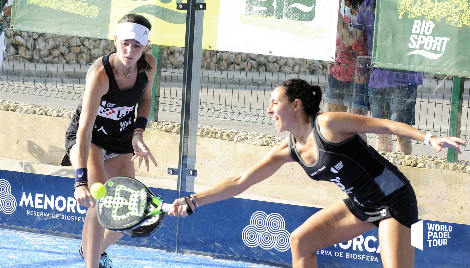 Definidos los octavos de final femeninos del Estrella Damm Menorca Open 2020