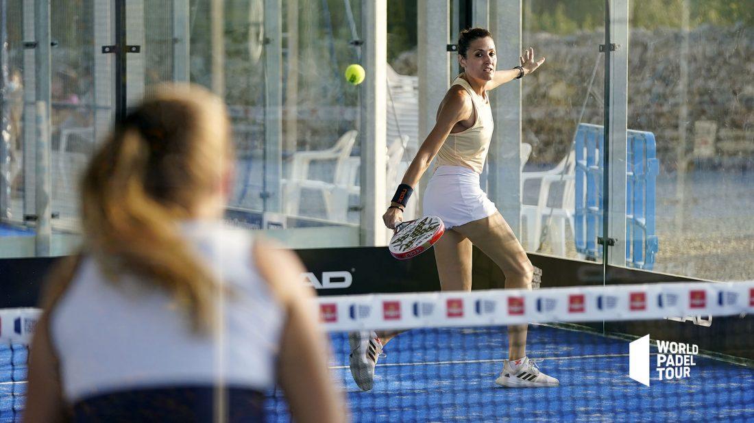 Arrancó el cuadro femenino del Menorca Open con la disputa de la fase pre previa