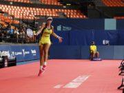 Los tres mejores puntos femeninos del Estrella Damm Valencia Open 2020