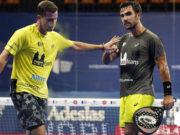 Los favoritos ponen rumbo a los cuartos de final en los cuartos de final del Estrella Damm Menorca Openn 2020
