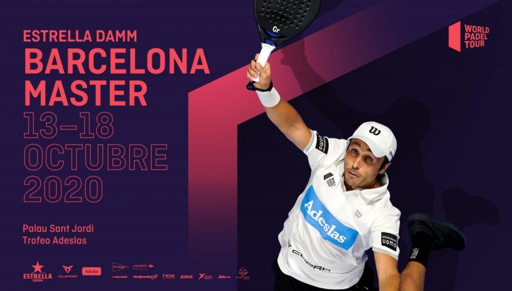 World Padel Tour anuncia una nueva prueba para esta temporada, el Estrella Damm Barcelona Master 2020