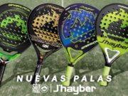 J'hayber Padel presenta su nueva colección de palas