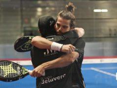El adiós de Juani Mieres y Javi Garrido