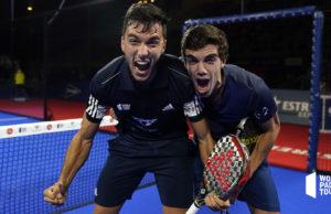 Exhibición de Alejandro Galán y Juan Lebrón para hacerse con el título en el Estrella Damm Barcelona Master 2020