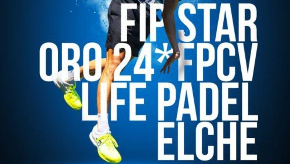 En directo las semifinales FIP Star 24* FPCV Life Padel Elche