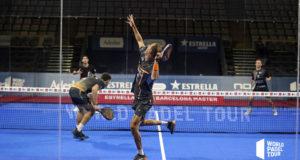 El cuadro final masculino del Estrella Damm Barcelona Master arranca al rojo vivo