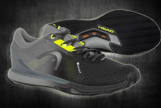 Sprint Pro 3.0 SF y Sprint Pro 3.0 SF Clay son las nuevas zapatillas de HEAD que cuentan con el revolucionario material Superfabric®