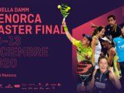 Menorca será la sede del Estrella Damm Master Final 2020