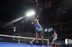 Exhibición de Lucía Sainz y Gemma Triay en las semifinales del Estrella Damm Alicante Open 2020