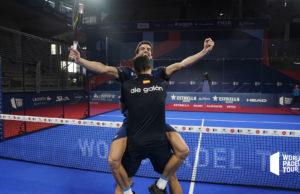 Juan Lebrón y Alejandro Galán suman su sexto título en el Estrella Damm Alicante Open 2020