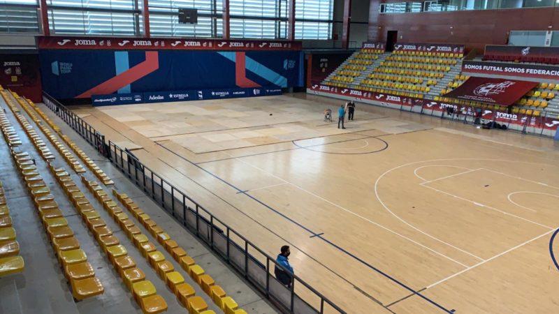 Pabellón Ciudad del Fútbol de Las Rozas