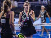 Ariana Sánchez y Alejandra Salazar lanzadas a la final del Campeonato de España de Pádel 2020