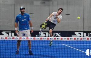 La previa adjudica las últimas plazas del cuadro final masculino del Cupra Las Rozas Open 2020