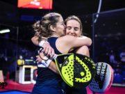 Alejandra Salazar y Ariana Sánchez son las nuevas campeonas de España