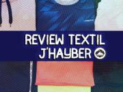 Review de la colección textil de J'Hayber Padel