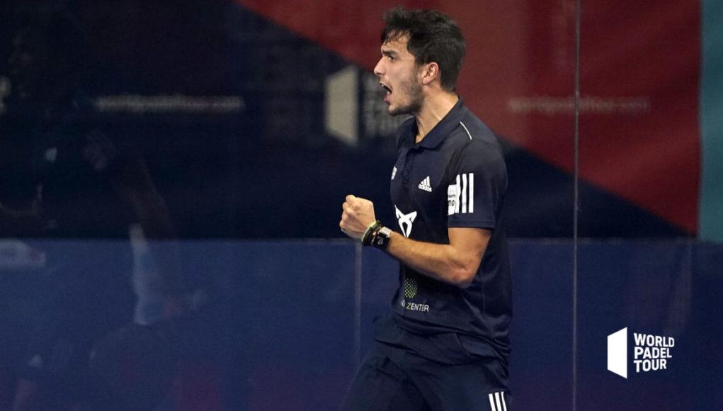 Alejandro Galán MVP del Alicante Open