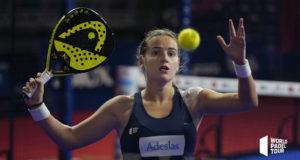Los tres mejores puntos femeninos del Estrella Damm Alicante Open 2020