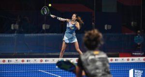 Los tres mejores puntos femeninos del Cupra Las Rozas Open 2020