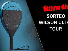 ¡Último día para participar en el sorteo de una pala Wilson Ultra Tour!