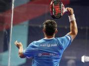 Matías Díaz será baja en el Estrella Damm Las Rozas Open