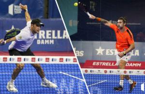 Agustín Gómez Silingo y Seba Nerone jugarán juntos en el Cupra Las Rozas Open