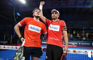 Fernando Belasteguín y Agustín Tapia cierran la temporada como Maestros de World Padel Tour