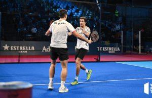 La pegada de los nº1 se impone en las semifinales del Estrella Damm Menorca Master Final 2020