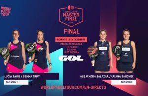 Streaming de las inales del Estrella Damm Menorca Master Final 2020