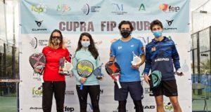 Moya - Alonso y Mesa - Las Heras coronan en Mijas la semana grande de la FIP en España