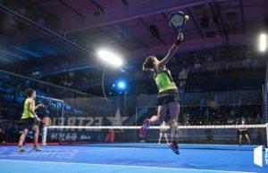 Los tres mejores puntos femeninos del Estrella Damm Menorca Master Final 2020