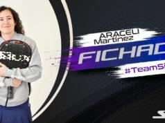 Araceli Martínez, nuevo fichaje de Siux para 2021