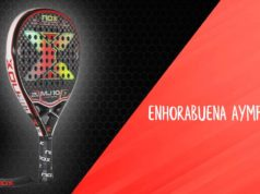 Y el ganador de la pala Nox MJ10 Luxury by Majo Sánchez Alayeto es…
