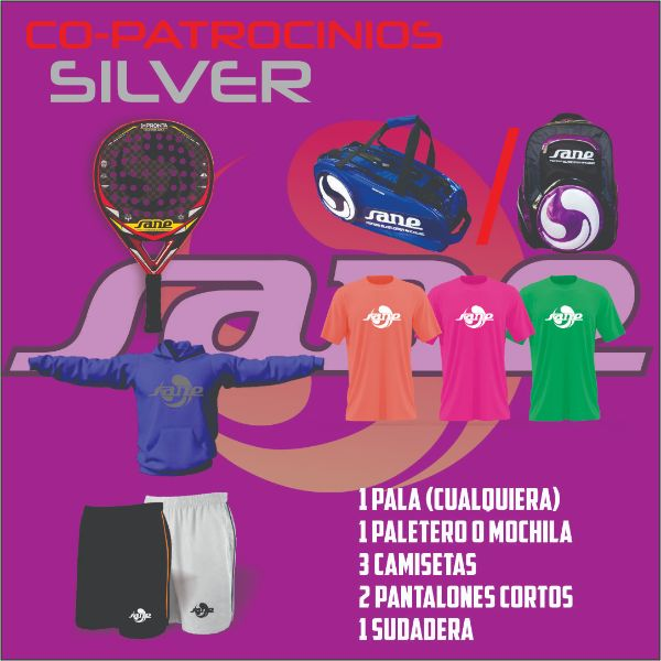 Co-patrocinio Silver