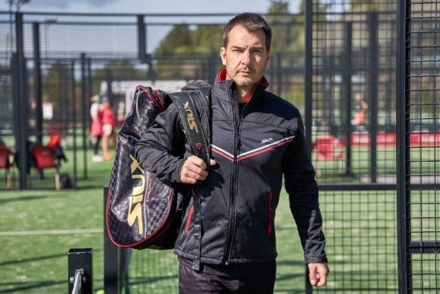 Pablo Aymà, nuevo entrenador del Team Siux