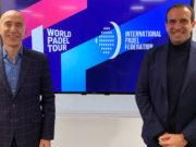 Nuevo acuerdo entre World Padel Tour y la Federación Internacional de Pádel