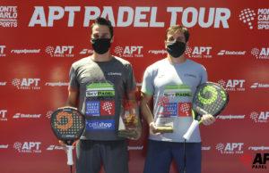 Julio Julianoti y Stefano Flores campeones del Asunción Open