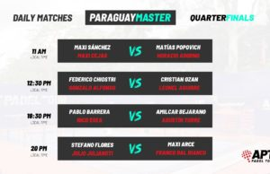 Paraguay Master
