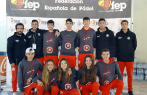 Los mejores equipos cadetes de España buscan la primera corona FEP de 2021 en Castellón