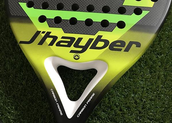 J'hayber Warrior Carbon
