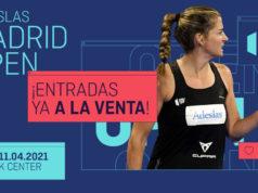 Ya a la venta las entradas para el Adeslas Madrid Open 2021