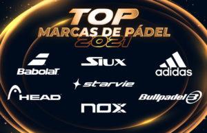 Ranking de las mejores marcas de pádel 2021