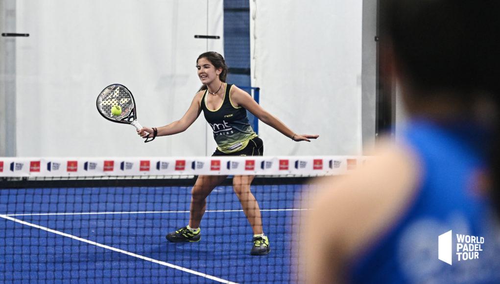 Juventud al poder en el inicio del cuadro femenino del Adeslas Madrid Open 2021