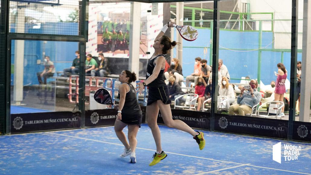fase pre previa femenina del Adeslas Madrid Open 2021