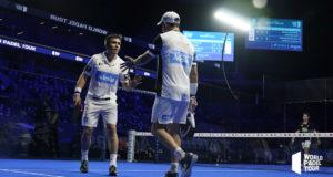 Sanyo Gutiérrez y Fernando Belasteguín lanzados a las semifinales del Adeslas Madrid Open 2021