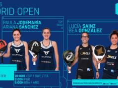 En directo las finales del Adeslas Madrid Open 2021